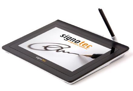 LCD Signature Pad signotec Delta