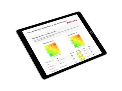 Mit dem GRC-Cockpit können Unternehmen ihre Risiken effizient überwachen / Foto: SAVISCON GmbH