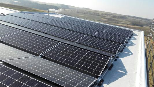 IBC-Sunindustry Solaranlagen