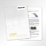 Das neue Lithium White Paper von Panasonic – ausführliche Informationen, viele anschauliche Grafiken und Fotos.