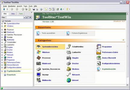 Die toolstar*test win Startseite