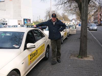 Taxifahrer sind meist überqualifiziert (Foto: Wolfgang Lonien/Flickr.com)