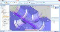 BobCAD-CAM - Hocheffizientes Fräsen durch adaptive Werkzeugwegstrategien