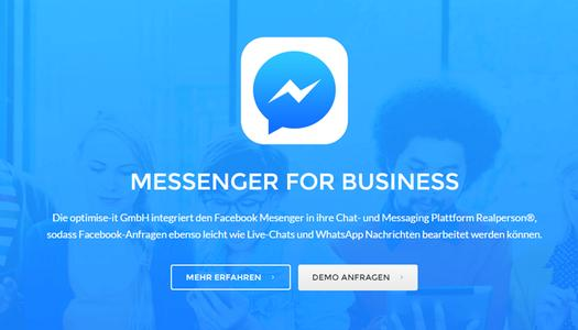 Messenger for Business by optimise-it GmbH