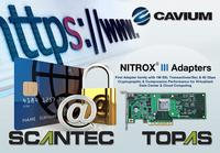 Cavium Unveils World's First Adapter with 1 Million SSL Transactions per Second for Virtualized Data Center and Cloud Computing