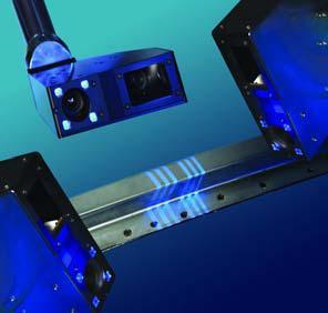 3D In-line Messtechnik und 3D Roboterführung nun auch an schwer zugänglichen Stellen mit dem SGS3D Sensor