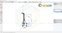 Screenshot aus der NeoLog-Konstruktionssoftware, Bildquelle: NeoLog