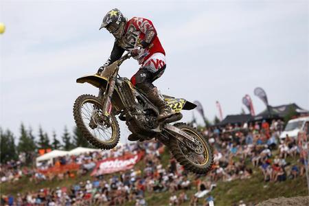 Desalle back in the frame for Czech MXGP