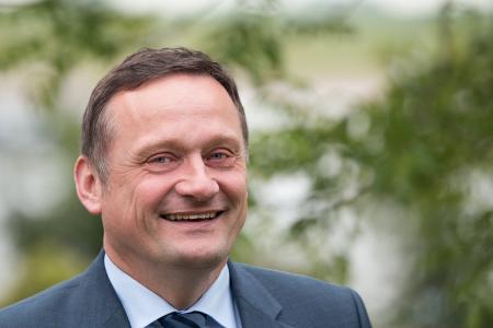 Dr. Christoph Kösters, Hauptgeschäftsführer des VVWL NRW