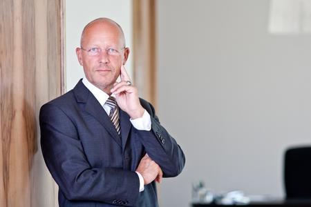 Dr. Joachim Belz, managing director of ODU