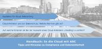 Handbuch: In die Cloud mit ASC