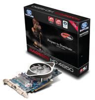 Sapphire schaltet in den nächsten Gang mit dem neuen HD 4850 Modell
