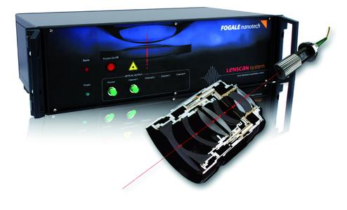 Simplified measurement with new software Fogale Lenscan