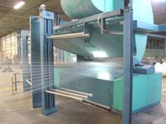 Ein hochmoderner Maschinenpark macht es möglich, dass komplexe und kreative Gewebe in der benötigten Sortimentsbreite qualitativ hochwertig hergestellt werden können