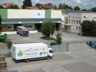 Firmensitz der QTS GmbH