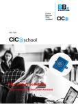 CIC@school. Die BBx ID Solutions bietet speziell für Schulen  die neue CIC@Lösung als Mietmodell an. Die Info Broschüre kann auf der Webseite des Unternehmens kostenfrei angefordert werden.