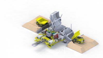 Maplesoft Engineering Solutions Team hilft FLSmidth bei der Entwicklung eines revolutionären Bergbaugeräts