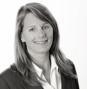 Nina Schrader, Marketing & Communications Managerin bei Lyreco