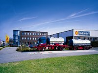 Shell developed the new polymeric emulsifying agents at its recently expanded facilities in Dortmund, Germany