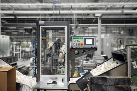 Licht an: DEPRAG Schraubtechnik spart bei NIKO 40 Prozent Fertigungskosten