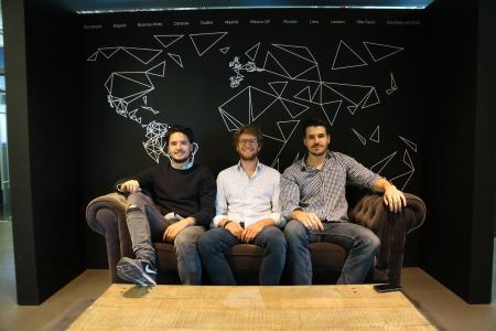 e-bot7 Gründerteam