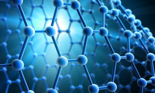 Netzstruktur der Nanopolymere