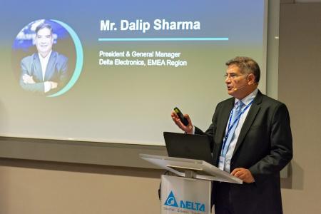Delta verkündet die Grundsteinlegung für das neue Bürogebäude auf dem Automotive Campus im niederländischen Helmond