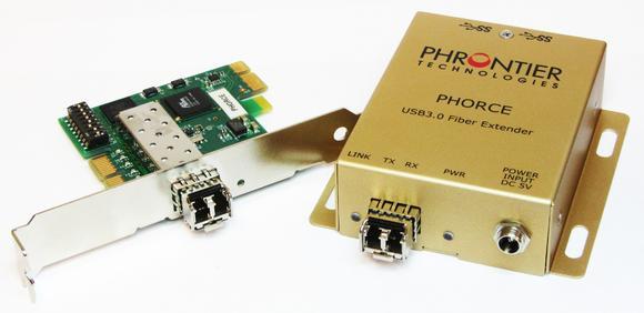 USB3.0 Fiber Extender