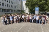 Ausbildungsjahrgang 2018 (Foto: Region Hannover / Claus Kirsch)