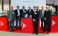 Pfeiffer Vacuum empfängt diesjährigen Röntgenpreisträger Dr. Lars von der Wense