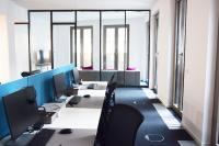 Bright Skies Büro