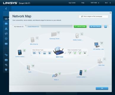 NetworkMap online and offline
