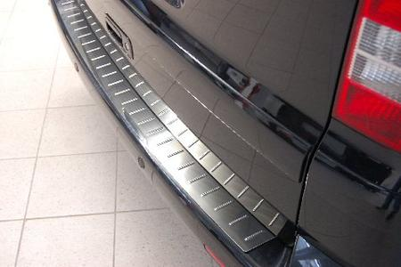 VW Bus T5 stainless steel bumper protection from JMS