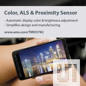 PA TMD3782 Color Sensor RGB