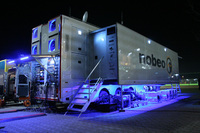 Nobeo installs Riedel Artist in latest HD Truck
