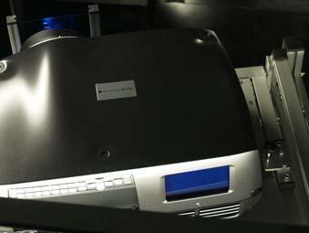 F 30 SXGA + Projektor am Fraunhofer IWU, (Foto: IMSYS)