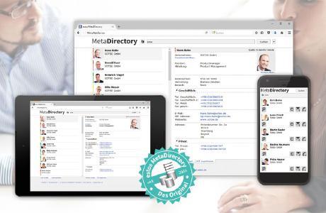 MetaDirectory 4 Enterprise: Verbessertes Informationsmanagement auch für die Cloud
