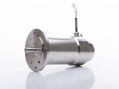 """Explosion-proof motor in """"flameproof enclosure"""" protection type """"d"""" for operation in explosive atmosphere"""