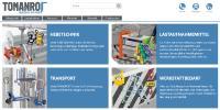 TOMANRO: Der Online-Shop für die Industrie