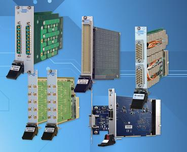 Pickering Interfaces Expands Range of PXI Solutions