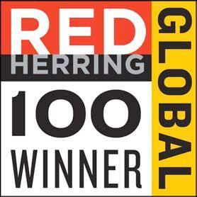 The Red Herring Global 100 Award recognizes the world?s best technology companies.