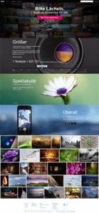 Flickr grenzenlos