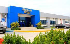 Eine der Gildan-Produktionsbetriebe in Honduras