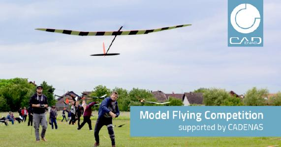 CADENAS supports international model flying competition in Croatia
