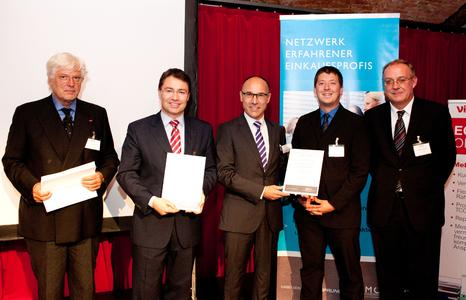 VERBUND und Allocation Network gewinnen den Austrian Supply Excellence Award 2012