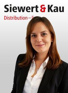Nicole Tyrell, Focus Sales Manager Displays für LG bei der Siewert & Kau Computertechnik GmbH