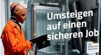 """""""Crashtest Dummy"""" wirbt bei Technikern der Automobilbranche für Jobwechsel in das Facility Management"""