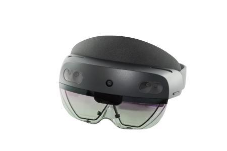 VITROCELL®Remote Assist Support mit der Microsoft HoloLens 2