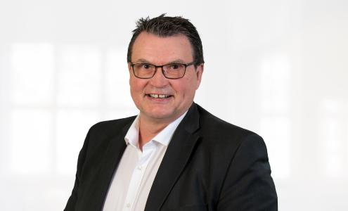 Senior Sales Manager Juerg Peter Wildeisen verantwortet den neuen Standort in Zürich.