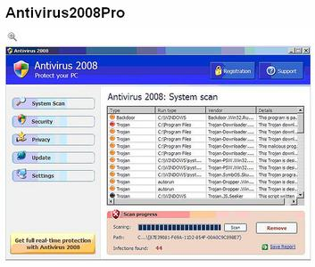 Immer mehr gefälschte Antiviren-Software in Umlauf